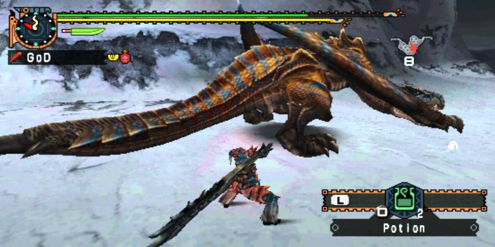 Monster Hunter Freedom Unite set to be delisted on the App Store
