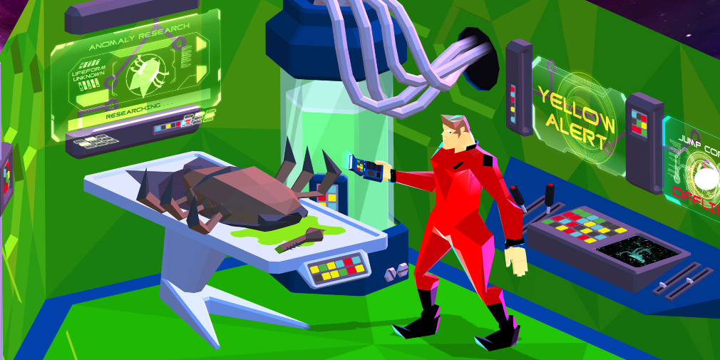 Sci-fi epic The Captain is Dead brings nail-biting strategy gameplay to mobile