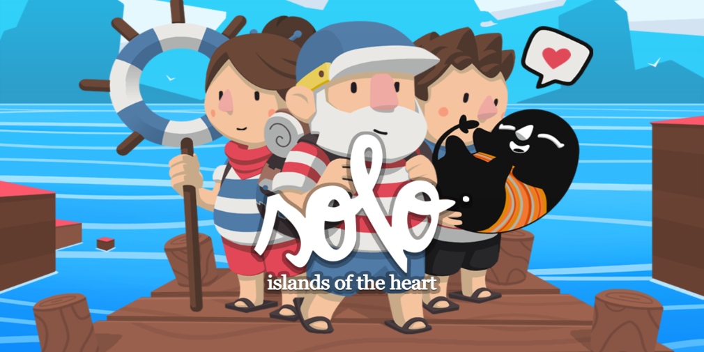 Gorgeous, thought-provoking puzzler Solo: Islands of the Heart arrives on Switch