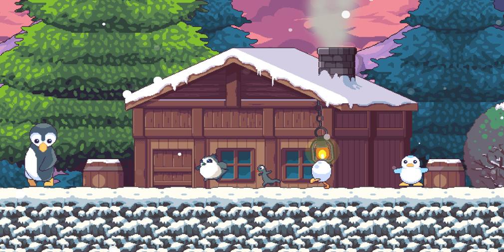 Songbird Symphony is a gorgeous platformer with a musical twist