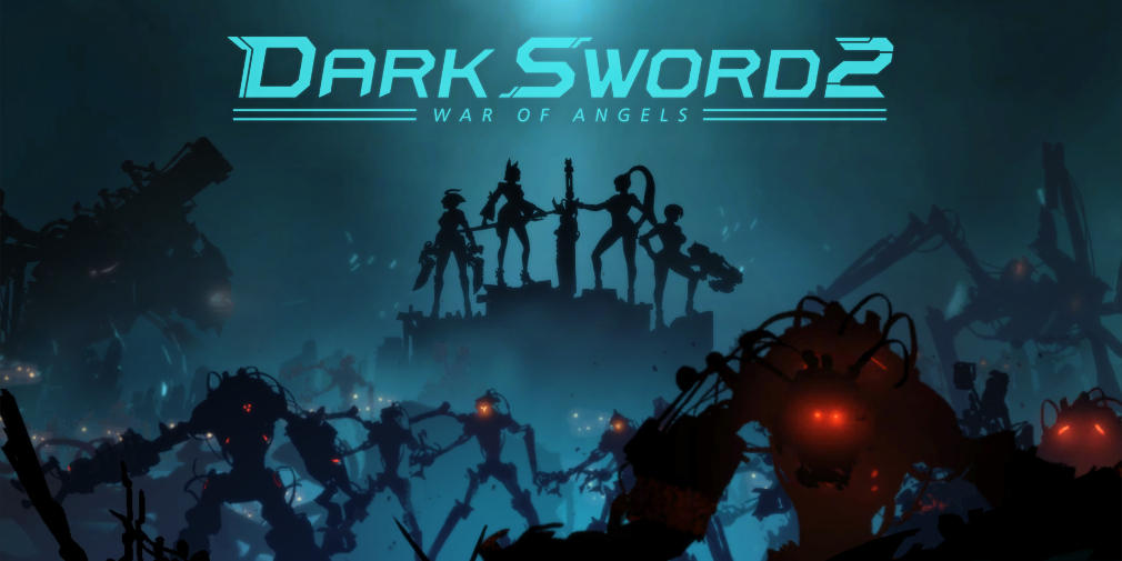 Fight your way through a striking, silhouetted world in Dark Sword 2