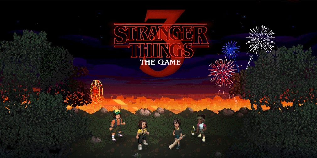 Stranger Things 3: The Game creeps onto the App Store and Google Play