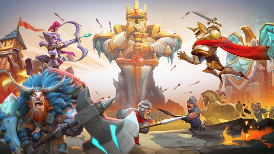 Epic strategy MMO Lords Mobile will soon be availble for PC