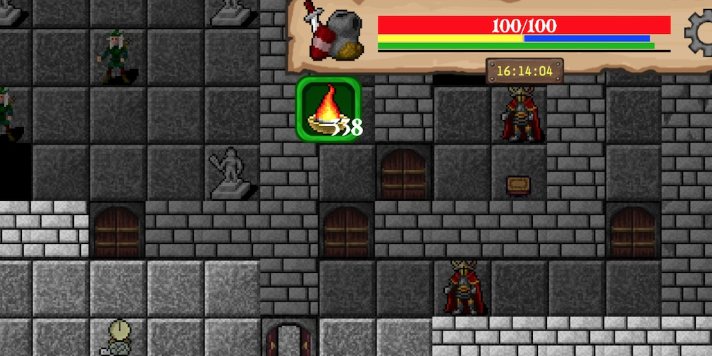 Interview: Indie-developer Mario Gaida discusses his recently released dungeon crawler, Lootbox RPG