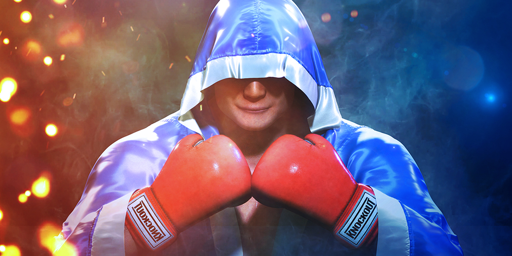 Become a boxing champ in competitive AR game, Glowing Gloves, now available on iOS
