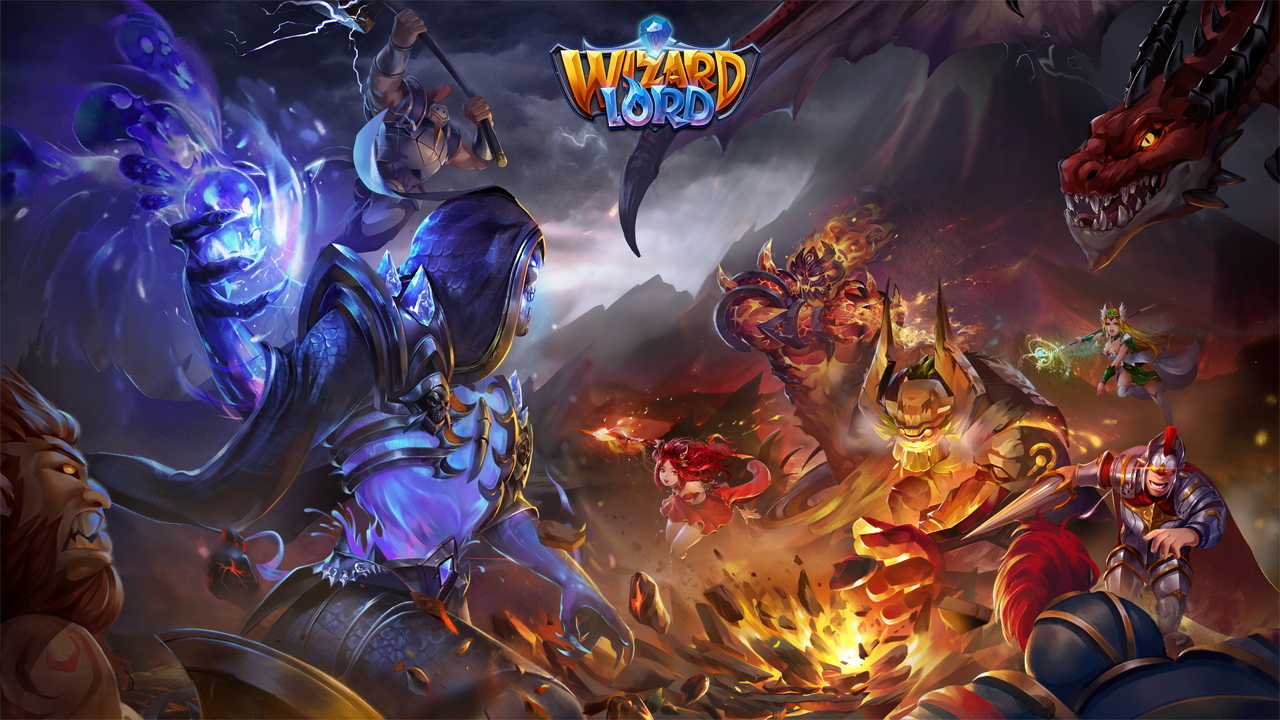 The magical RTS card-builder WizardLord soft-launches in Canada on the App Store and Google Play