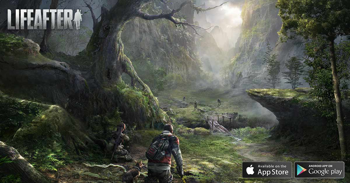 Stunning post-apocalyptic survival sim LifeAfter launches globally for iOS and Android