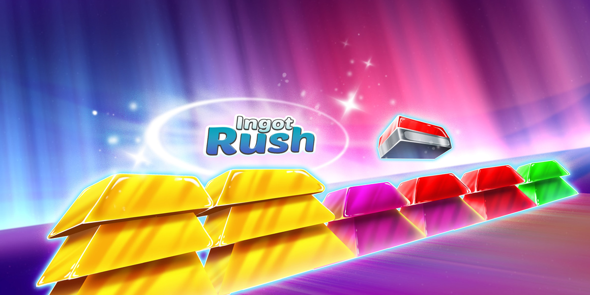 Embark on a globetrotting adventure in match-3 puzzler Ingot Rush for iOS