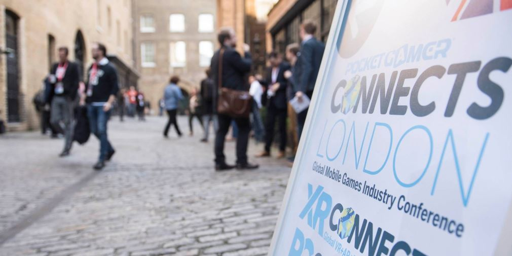 Developers: book your appointment to meet us at Pocket Gamer Connects London 2020 now