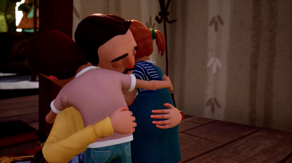 Hello Neighbor: Hide & Seek is a prequel to the stealth horror game