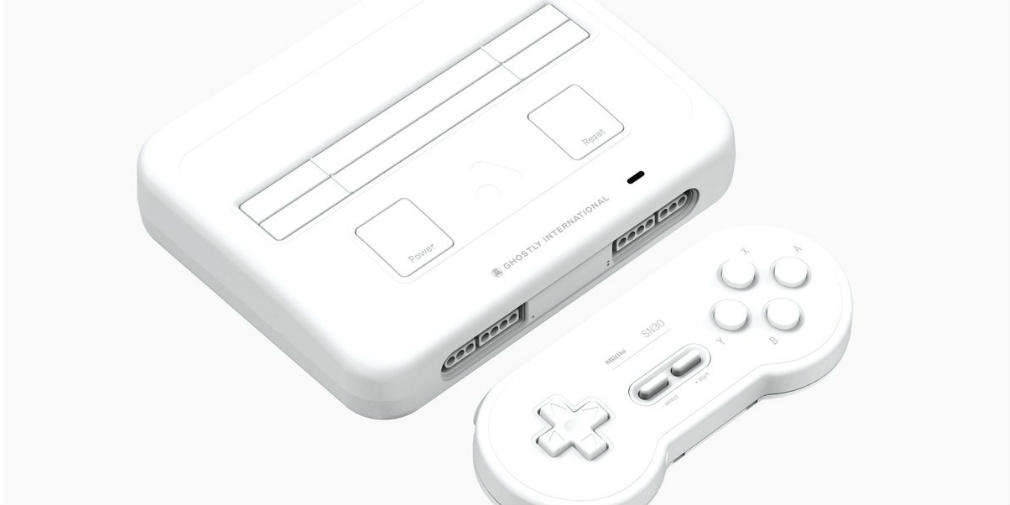 This limited edition Super Nt is a must-have for retro game collectors
