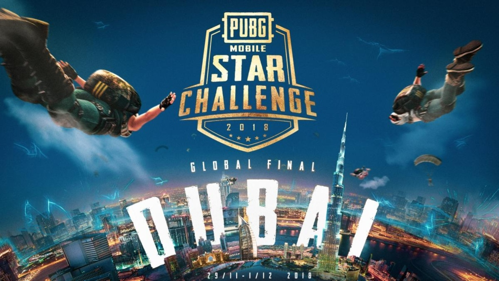 The finals for PUBG MOBILE