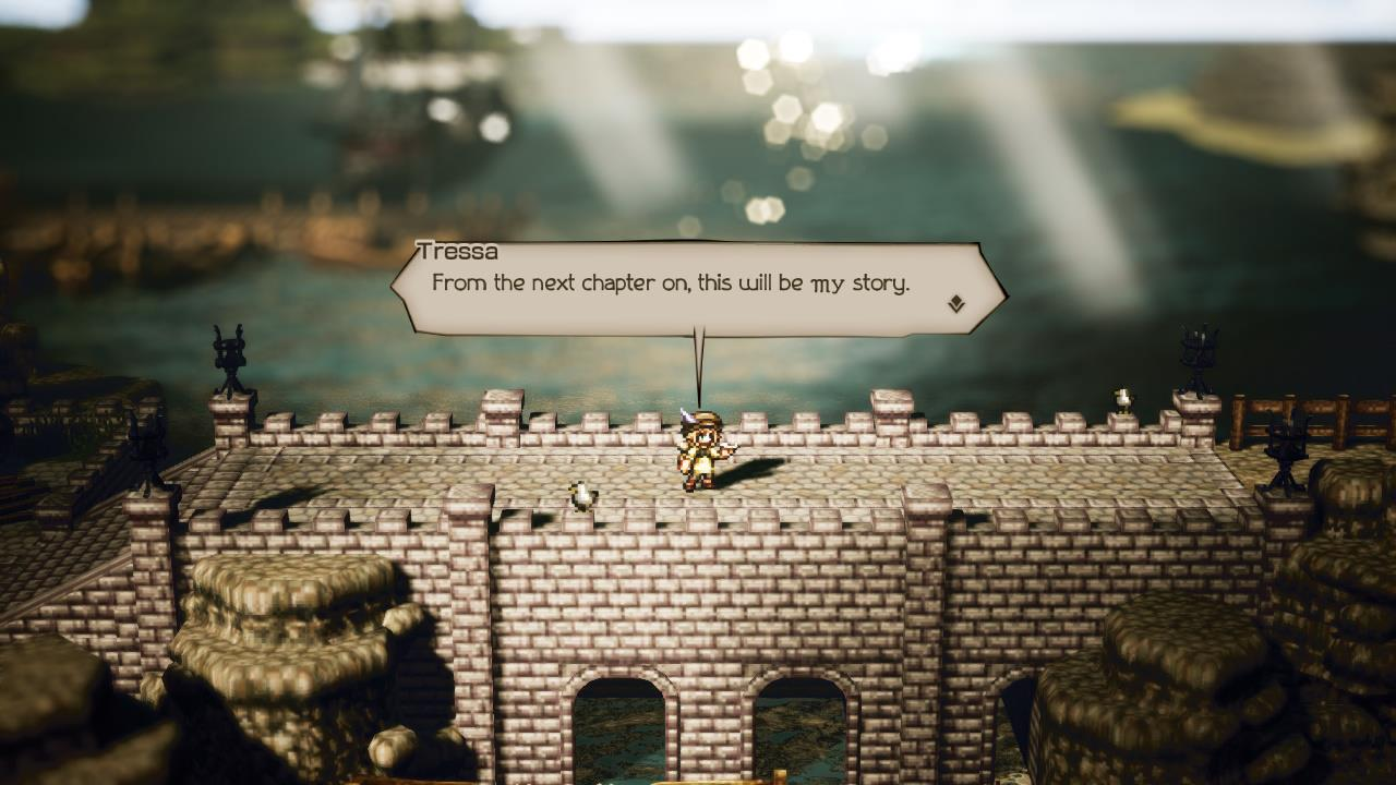 People loved Octopath Traveler, but it wasn