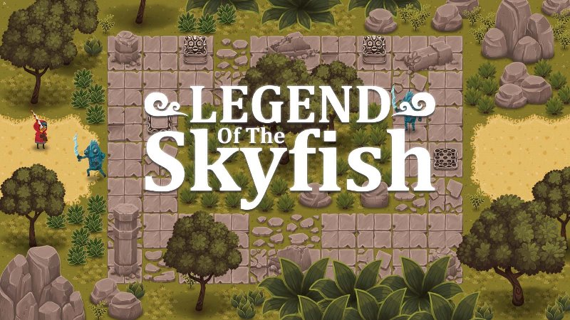 Gold Award-Winner Legend of the Skyfish drops to its lowest price ever