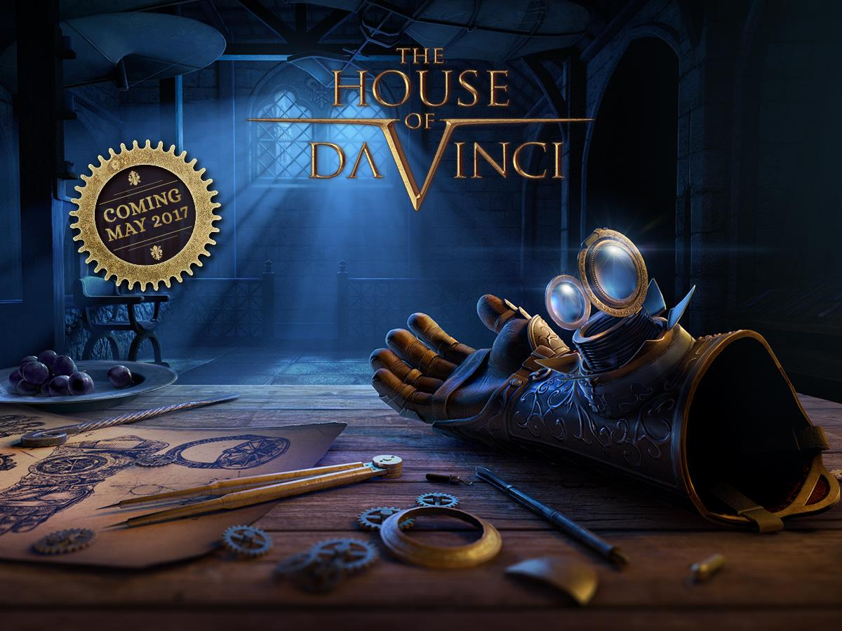 Find out how the The House of Da Vinci can keep you mentally fit as well as entertained