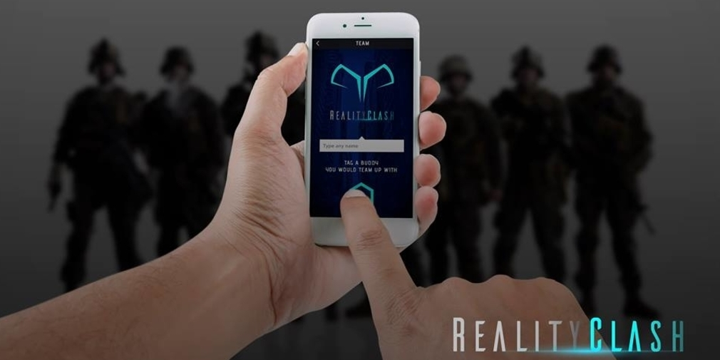 AR shooter Reality Clash deploys for Western Europe and UK