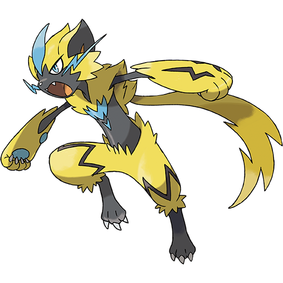 Finish your Pokedex with Zeraora, coming soon to Pokemon Ultra Sun and Ultra Moon