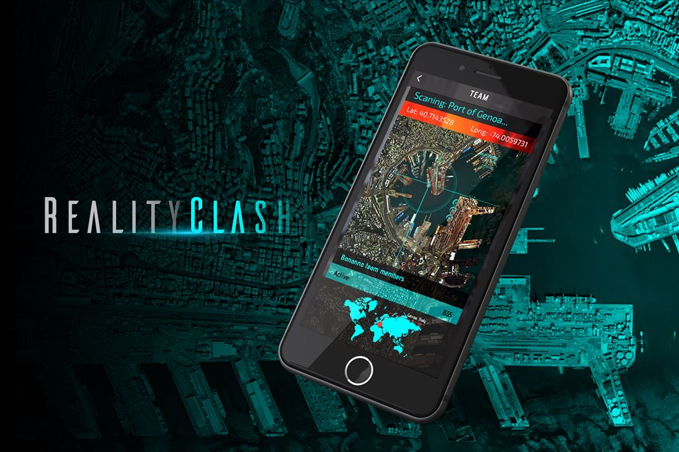 Beta for AR shooter Reality Clash crashes onto iOS and Android