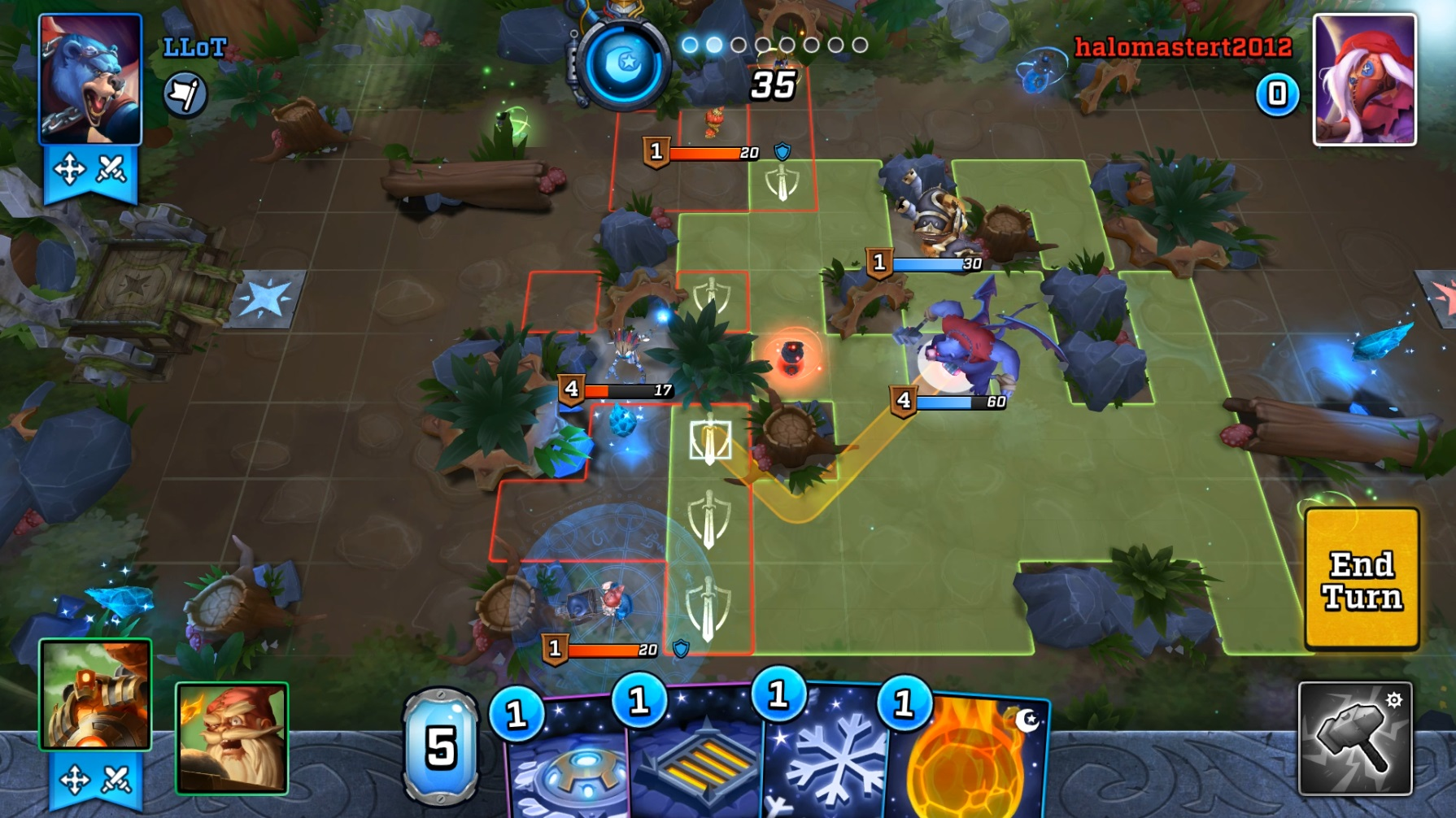 Prove your tactical prowess in Little Lords of Twilight, soft-launching soon in Europe
