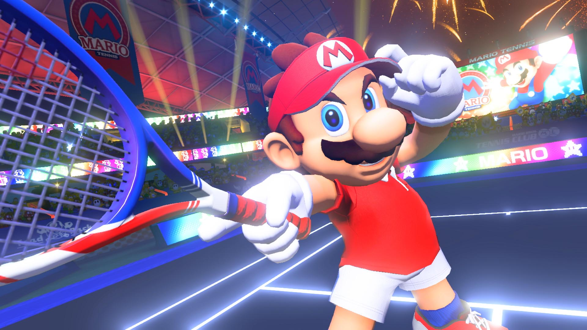 Opinion: Mario Tennis Aces should have been more like Golf Story