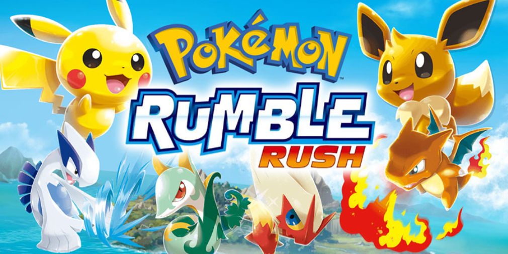 Pokemon Rumble Rush is shutting down just over a year after its global launch