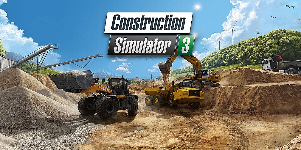 Construction Simulator 3 interview: How mobile's best building vehicle series keep getting bigger