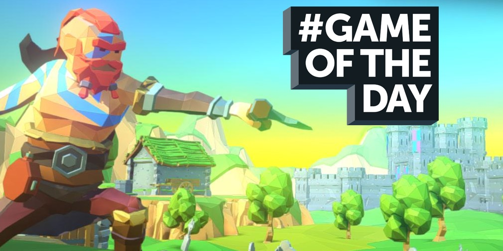 GAME OF THE DAY - Axe.io is one of the finest arcade multiplayer experiences for mobile