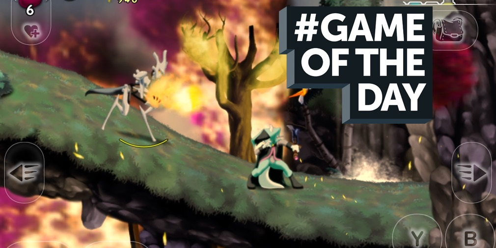 GAME OF THE DAY - Dust: An Elysian Tail is a gorgeous action RPG with heart