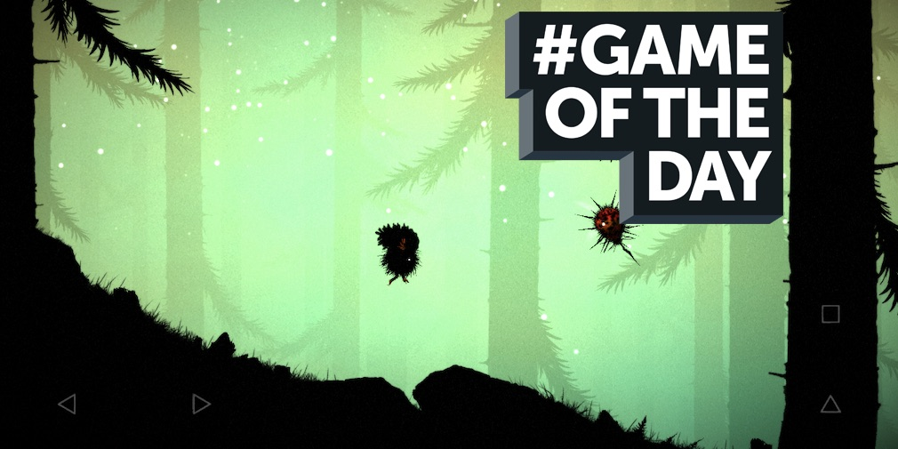 GAME OF THE DAY - Feist is a puzzling platformer that