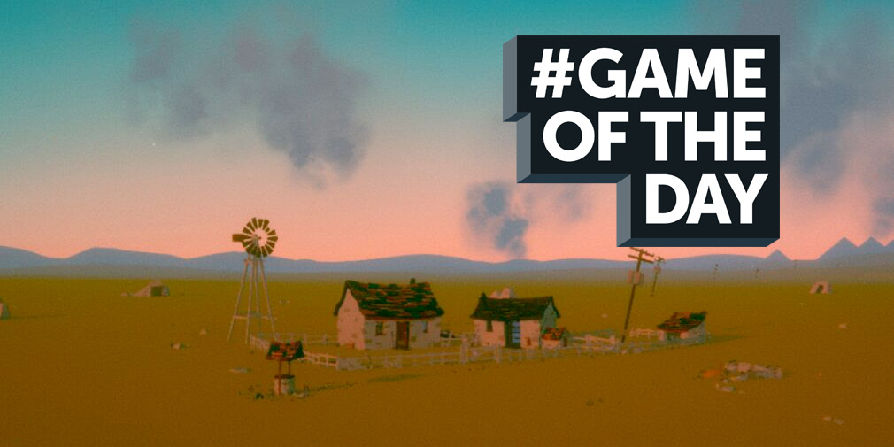 GAME OF THE DAY - The Stillness of the Wind is a game everyone should play