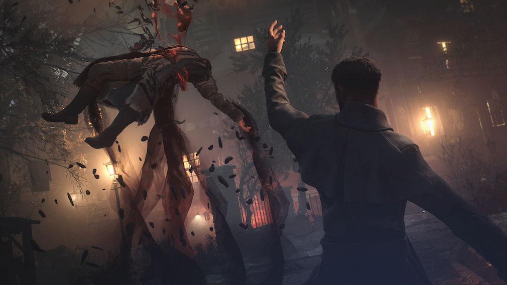 Kill crooks and drain blood when Vampyr comes to Nintendo Switch