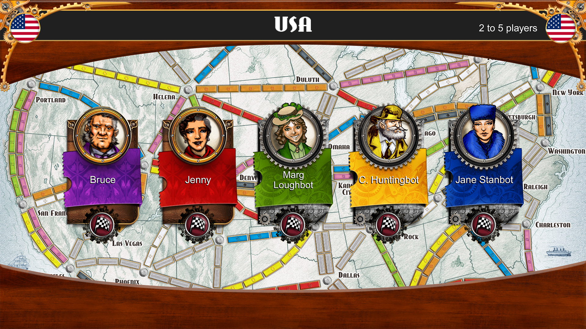 You can preorder Ticket to Ride - PlayLink on the PlayStation Store right this second