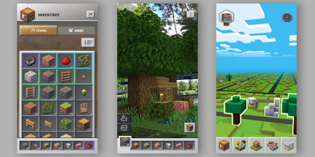 You can sign up for the Minecraft Earth closed beta right now