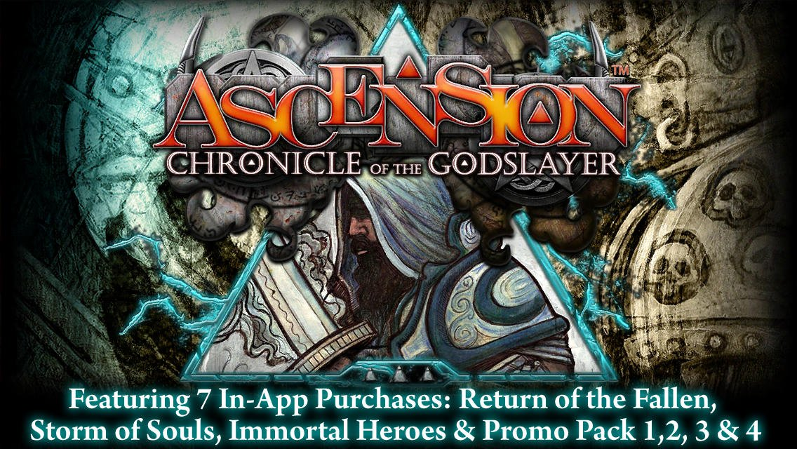 One hour warning! James Gilmour tries out the new Ascension beta on Twitch soon