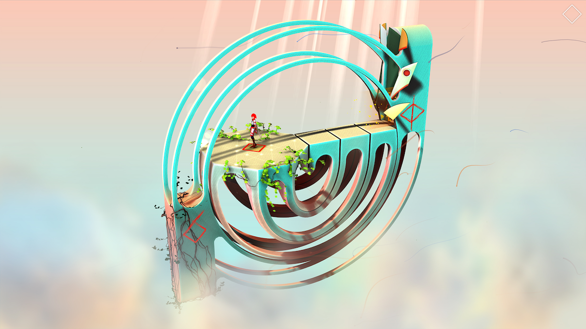 Euclidean Skies is a sequel to the Gold Award-winning puzzler