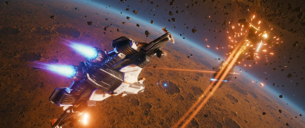 Everspace developer ramps up its team for an ambitious new action game