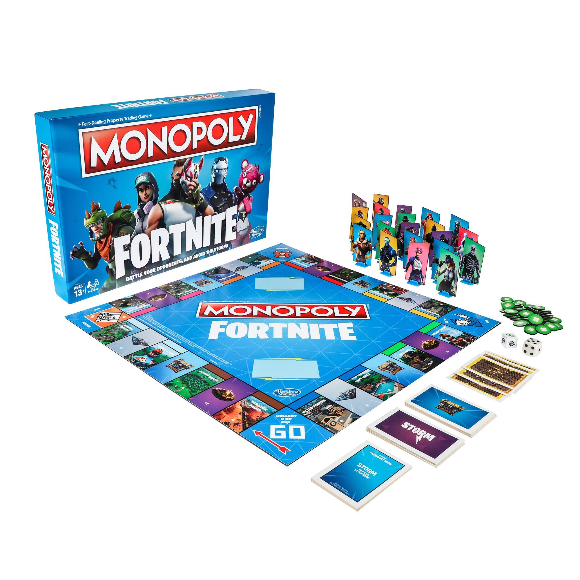 Fornite Monopoly is on the way, but we