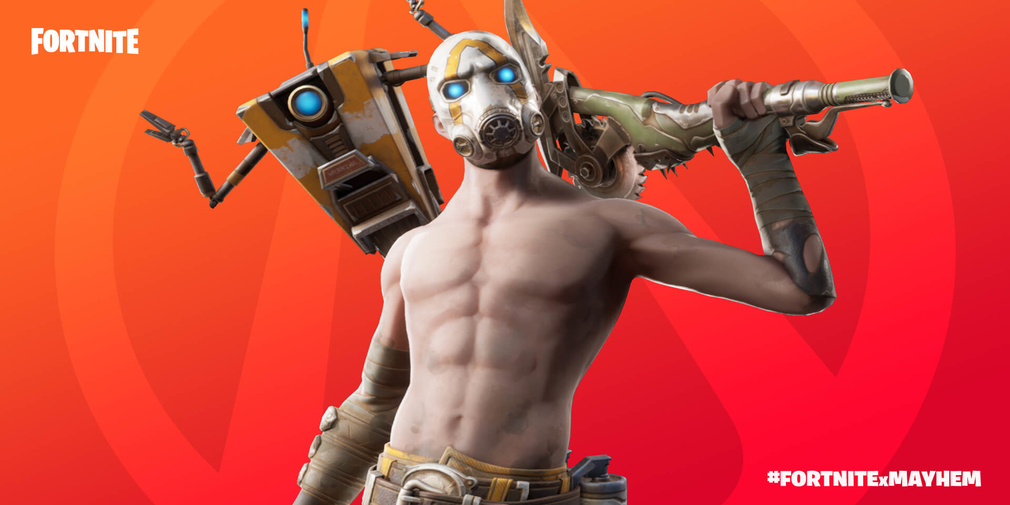 Fortnite and Gearbox team up to bring a Borderlands crossover event to the Battle Royale