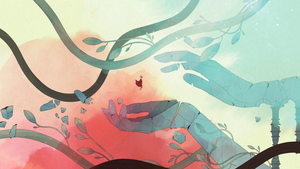 GRIS iOS first impressions: How does it stack up against the Switch version?