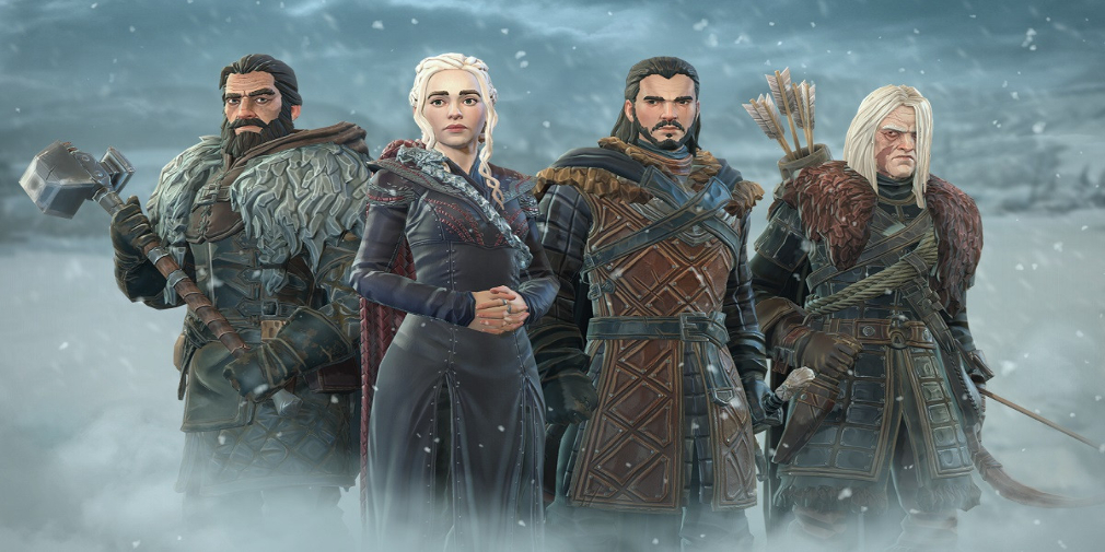 Game of Thrones: Beyond the Wall could be the ultimate strategy RPG for mobile