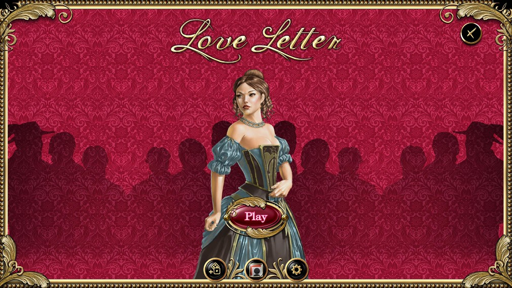 Get ready to fall in love with Love Letter tomorrow on Twitch