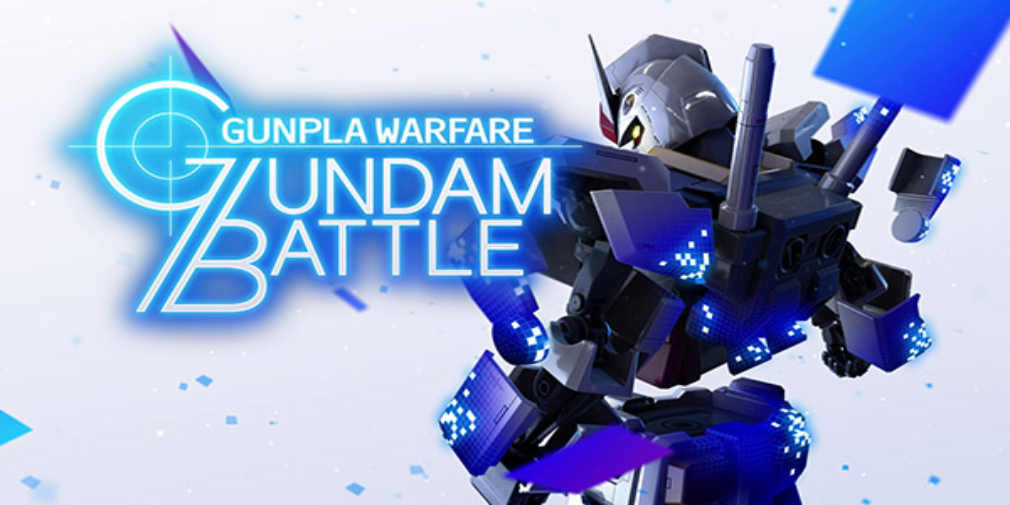 Gundam Battle: Gunpla Warfare stealth launches a month ahead of its planned release date