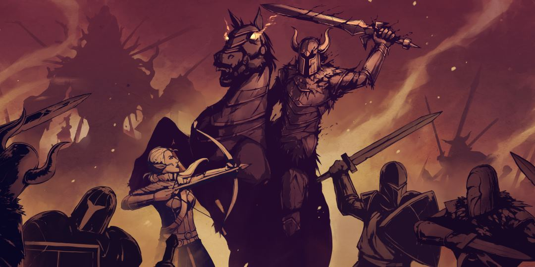 Hands on with BattleRise, an ambitious indie turn-based fantasy game