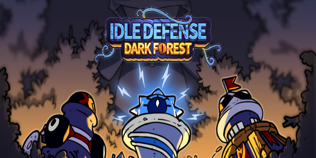 Idle Defense: Dark Forest is a tower defense game with idle elements that available for Android now