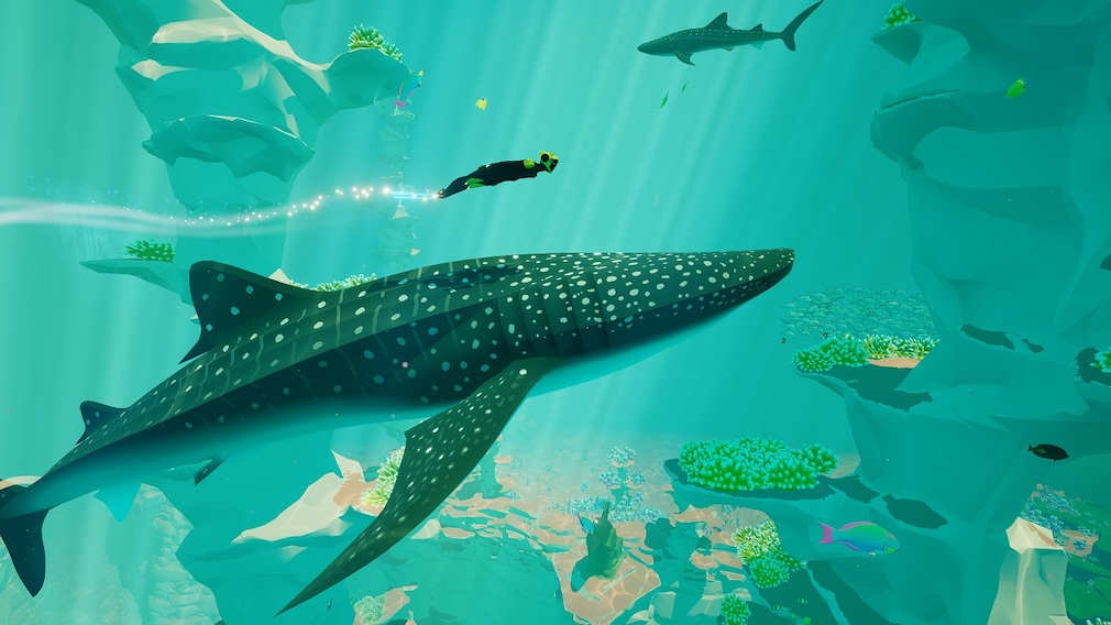 Environmental puzzler Abzu heads to Nintendo Switch later this month