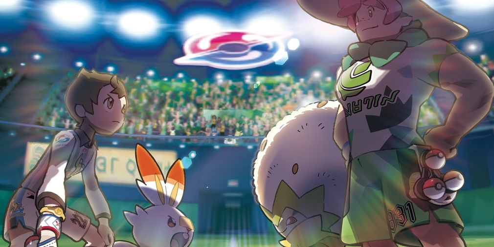 New Pokémon Sword and Pokémon Shield details reveal Gigantamaxing, version differences, new Pokémon