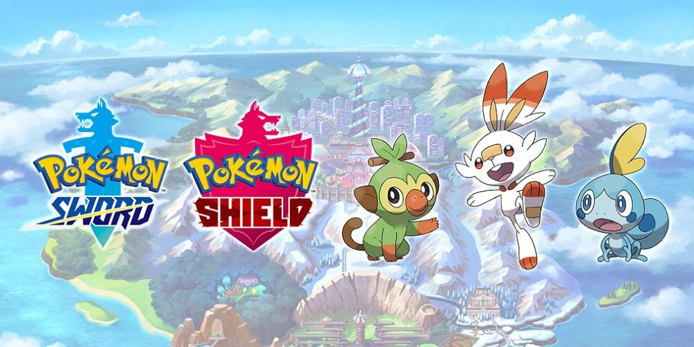Pokemon Sword and Shield are coming to Switch - here