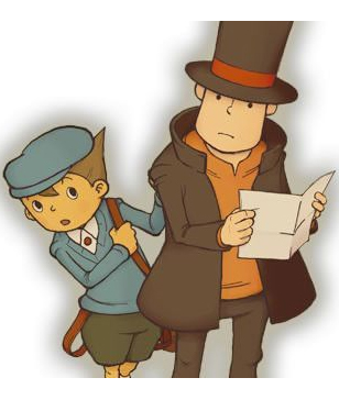 Professor Layton and the Diabolical Box is now available on iOS and Android devices