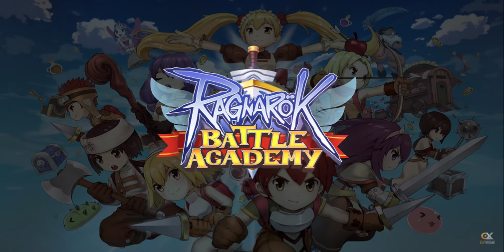 Ragnarok Battle Academy is a Battle Royale game with an MMO twist coming to iOS and Android