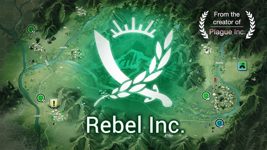 Rebel Inc. is a new political simulation from the creator of Plague Inc.
